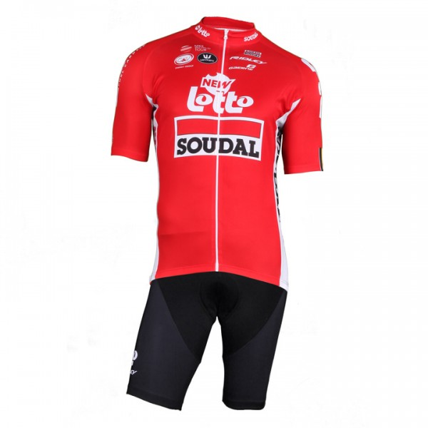 Set (2 articoli) LOTTO SOUDAL Tour de France 2018