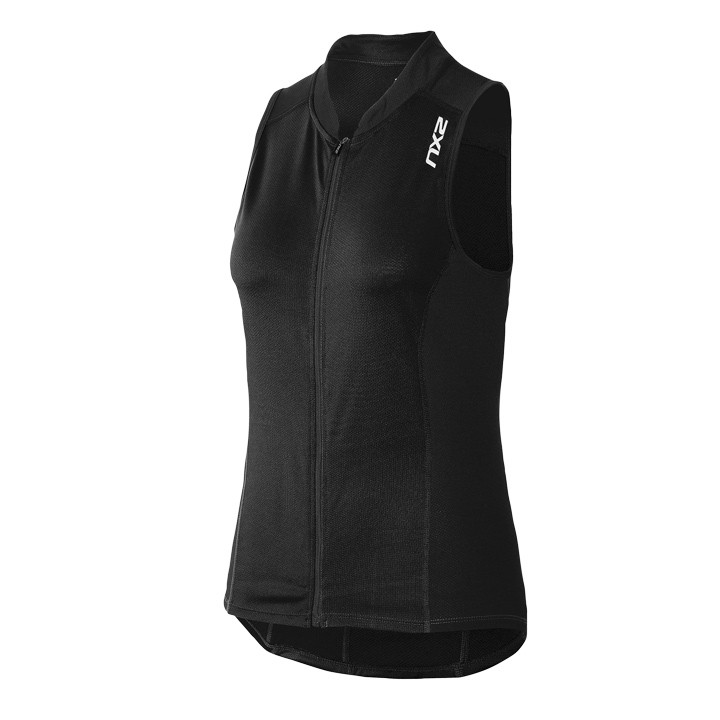 Body triathlon donna 2XU Active Multi-Sport nero