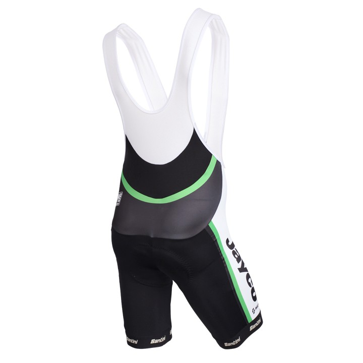 Pantaloncino con bretelle GreenEdge Cycling Campione australiano 2011-12