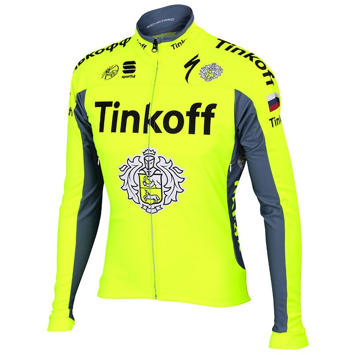 Giacca invernale TINKOFF 2016
