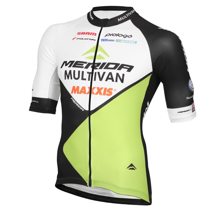 Maglia MULTIVAN MERIDA BIKING TEAM 2016