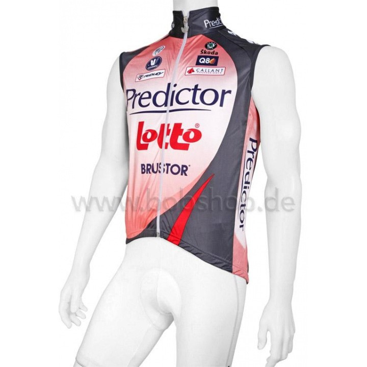 Gilet antivento PREDICTOR-LOTTO 2007
